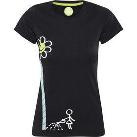 Edelrid Rope T-Shirt Donna, flower